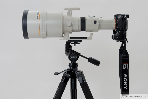MINOLTA High Speed AF APO TELE 600mm F4 G